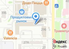 Компания «Салон окон» на карте