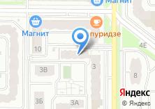 Компания «ДельтаМедТех» на карте