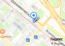 Компания «Рики» на карте