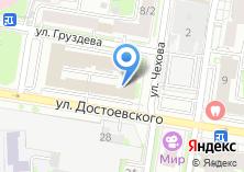 Компания «КазГражданПроект» на карте