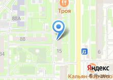 Компания «Сервисный центр по ремонту велосипедов и детских колясок» на карте