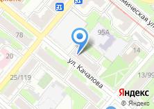 Компания «Детский сад №160» на карте