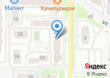 Компания «КБЭР Банк Казани» на карте