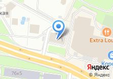 Компания «Мой секрет» на карте