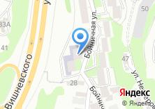 Компания «Детская музыкальная школа №6 им. Э. Бакирова» на карте