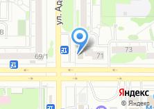 Компания «Жар-Печка» на карте