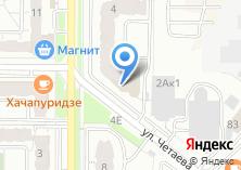 Компания «Шиномонтажная мастерская на Адоратского» на карте