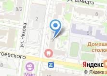 Компания «Уныш» на карте