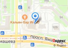 Компания «ДекорБагет» на карте