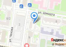 Компания «Торис-сервис» на карте