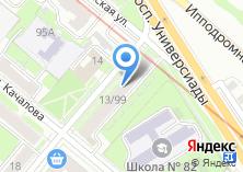 Компания «Новая земля» на карте