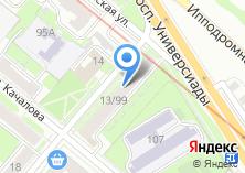 Компания «Адвокатский кабинет Фаизова Р.Э.» на карте