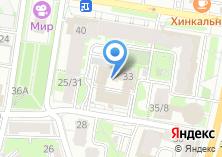 Компания «Средне-Волжский региональный центр судебной экспертизы» на карте