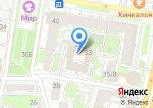 Компания «Адвокатский центр Вахитовского района» на карте