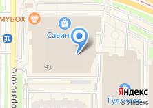 Компания «Fbrush» на карте