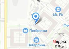 Компания «Лицензиат» на карте