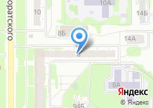 Компания «CrystalDent» на карте