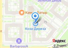 Компания «Кухонные интерьеры» на карте