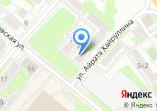 Компания «Чебоксарская клиника Федорова» на карте