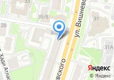 Компания «Деколюкс оптовая фирма» на карте