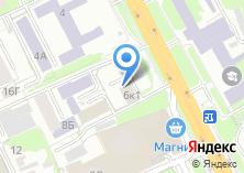 Компания «СпецЭнергоСервис» на карте