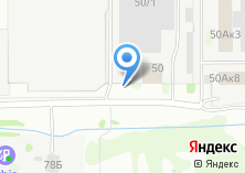 Компания «Булочно-кондитерский комбинат» на карте