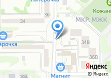 Компания «Автостоянка на Адоратского» на карте