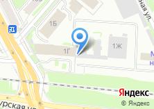 Компания «КПАТП №1» на карте