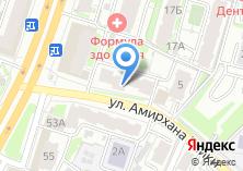 Компания «Фактум» на карте