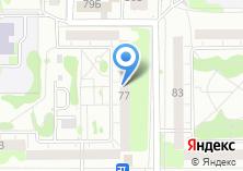 Компания «Спартак-36» на карте