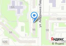 Компания «Казанка-8» на карте