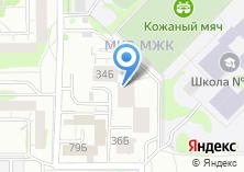 Компания «Примавера» на карте