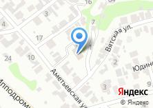 Компания «ЭЛКОСЕРВИС» на карте