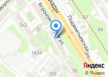 Компания «Мировые судьи Вахитовского района» на карте