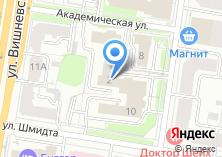 Компания «Опоры-Казань» на карте