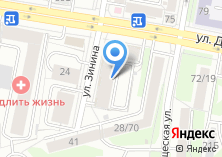 Компания «Аптеки 36,6» на карте