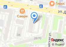 Компания «Наяда-Казань» на карте