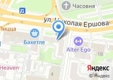 Компания «Metro. Казань еженедельник» на карте