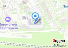 Компания «Межшкольный учебный комбинат Приволжского района» на карте