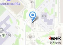 Компания «Гаврилова-38» на карте