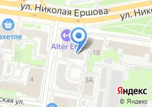 Компания «ГРИЦ» на карте