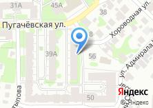 Компания «Каденза» на карте