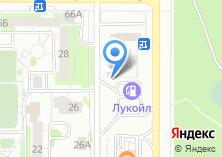 Компания «Автостоянка на Гаврилова» на карте