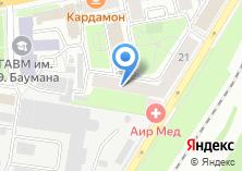 Компания «Эколос-Татарстан» на карте