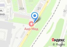 Компания «Ресторанчик» на карте