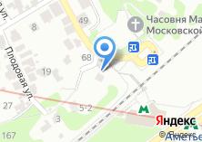 Компания «На Моторной» на карте