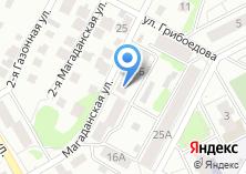 Компания «Опорный пункт общественного порядка Отдел полиции №2 Вишневский» на карте