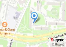 Компания «HVlogistic» на карте