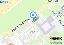 Компания «АяШи» на карте
