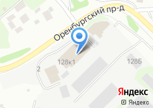 Компания «Глобэкс-Казань» на карте